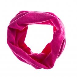 Gumička do vlasov Electric Pink
