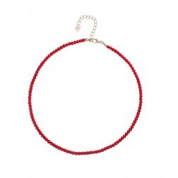 Náhrdelník Mini Red Pearl