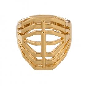 Prsteň Design Gold Elastic