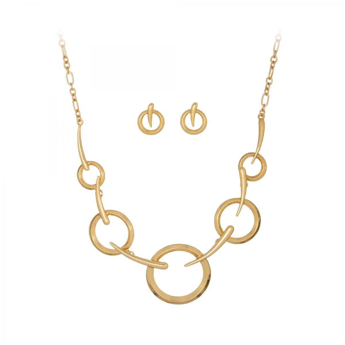 Súprava Modern Circles Gold