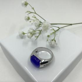Prsteň Layla modrá